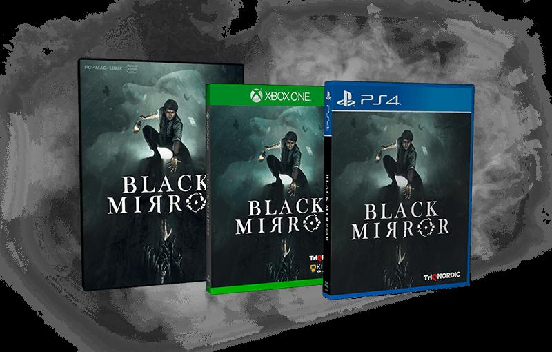 Black Mirror Official Website