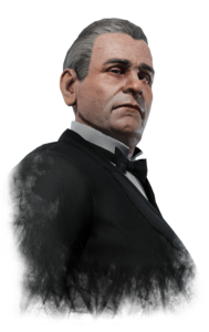 Portrait: The Butler