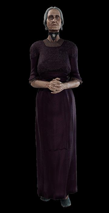 Portrait: Lady Margaret