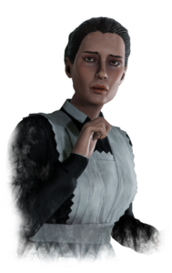 Portrait: The Maid