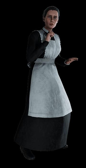 Portrait: The Maid